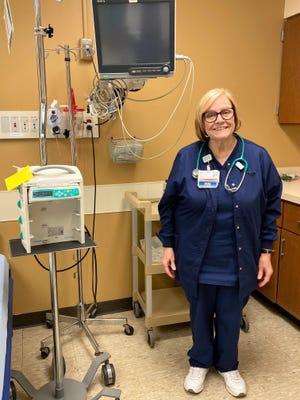 Cheryl Ullom has been a nurse for 35 years, with 23 years at Coshocton Regional Medical Center. The COVID-19 pandemic is different than anything she's ever seen and while policies and procedures have changed, positive community feedback has also increased, a good hallmark for National Nurses Week from May 6 to 12.