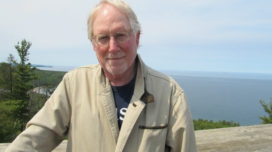 "John Smolens of Marquette is the author of the historical novel ""Quarantine"" (Michigan State University Press: $19.95)."