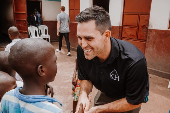 Matthew Boyd is using social media to try to raise money for Kingdom Home.