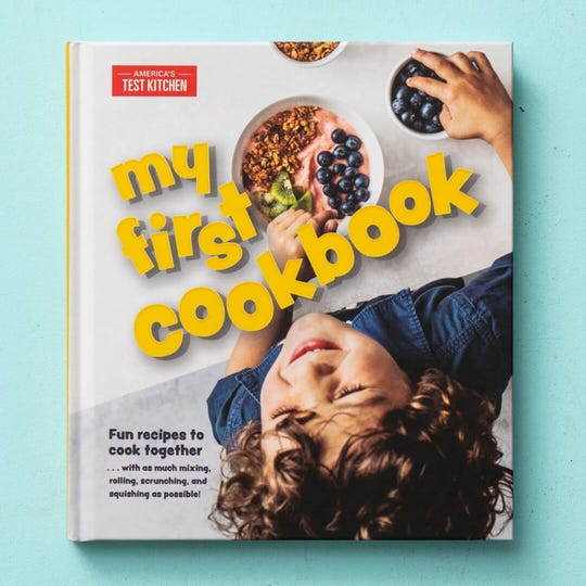 """""""My First Cookbook"""" by America's Test Kitchen. (America's Test Kitchen/TNS)"""