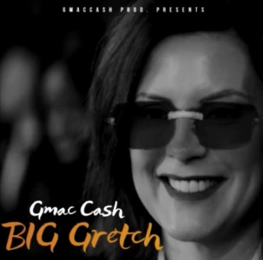 "Gmac Cash's ""Big Gretch"" is a hip-hop ode to Gretchen Whitmer."