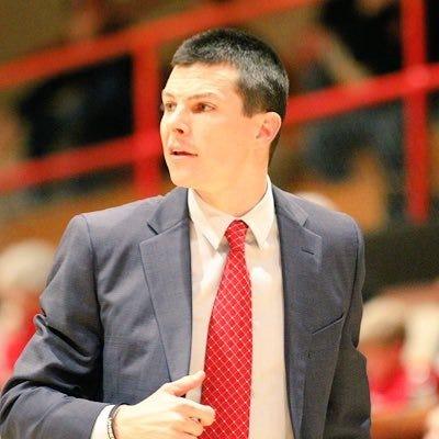 North Posey boys' basketball coach Heath Howington