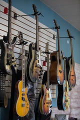 In addition to music lessons, D Guitars and Lutherie music store sells, repairs, restores and maintains instruments.
