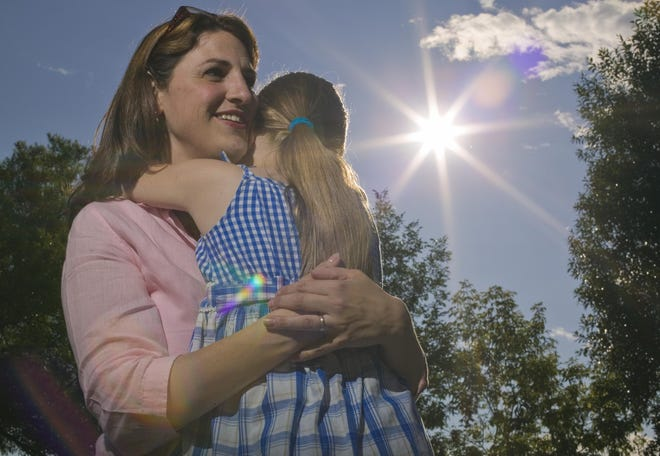 Help us salute moms who have been a hero in the Green Bay area community during the coronavirus by giving them a hug for Mother's Day.