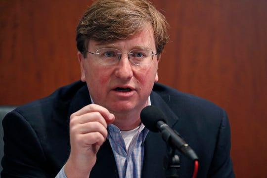 Gov. Tate Reeves is loosening restrictions on outdoor entertainment businesses, such as water parks.