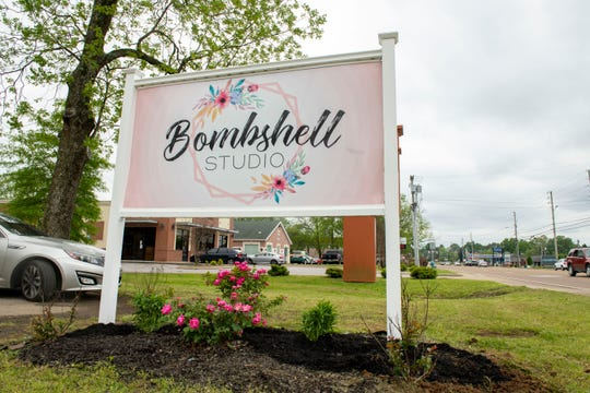 Bombshell Salon is open to the public by appointment, Monday, May 4, 2020. The owners of Bombshell Salon ask customers to wear masks, pay through Paypal or Venmo and to come alone to their appointments to minimize the spread of germs. Customers are not allowed to enter the building until they call their stylist to enter. Precautions are taken to ensure the safety of their customers and employees.