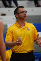Brent Jameson has been named the boys basketball coach at Butler High School. (Photo courtesy of Brent Jameson.)