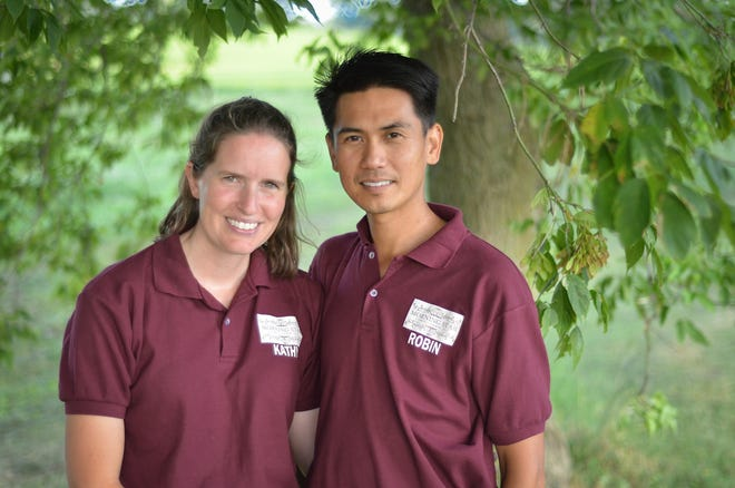 Kathy and Robin Roxas offer meat subscriptions at their Hartford farm.