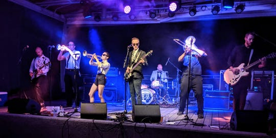 """The ska band Something To Do, with members in Milwaukee and Madison, has a new song inspired by the pandemic, """"Stay Inside."""""""