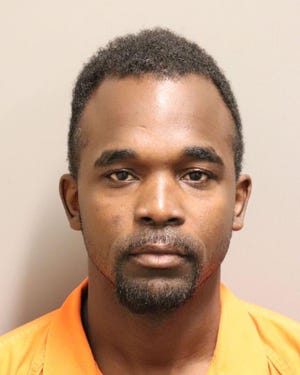 Cornelius Walker was charged with first-degree robbery.