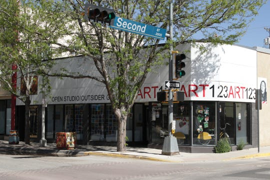 Art123 Gallery is operated by gallupARTS at 123 W. Coal Ave. in Gallup. The non-profit arts council closed the gallery to comply with state public health orders that address the coronavirus.
