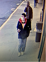 Police are seeking public assistance to identify the individual captured by surveillance footage at Hannaford  supermartket in the Town of Wappinger.