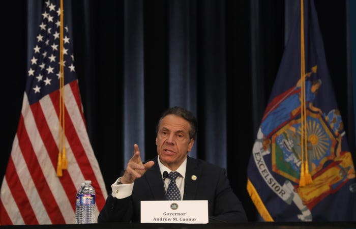 New York recruits neighboring states for potential Florida COVID-19 quarantine order