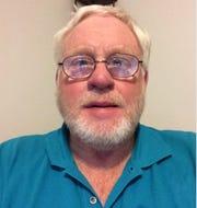 Jim O'Keefe's new beard.