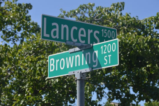 Former Shasta College and Simpson University basketball player Ravien Lawson was injured in a car accident at the intersection of Browning Street and Lancers Lane on Saturday, May 2.