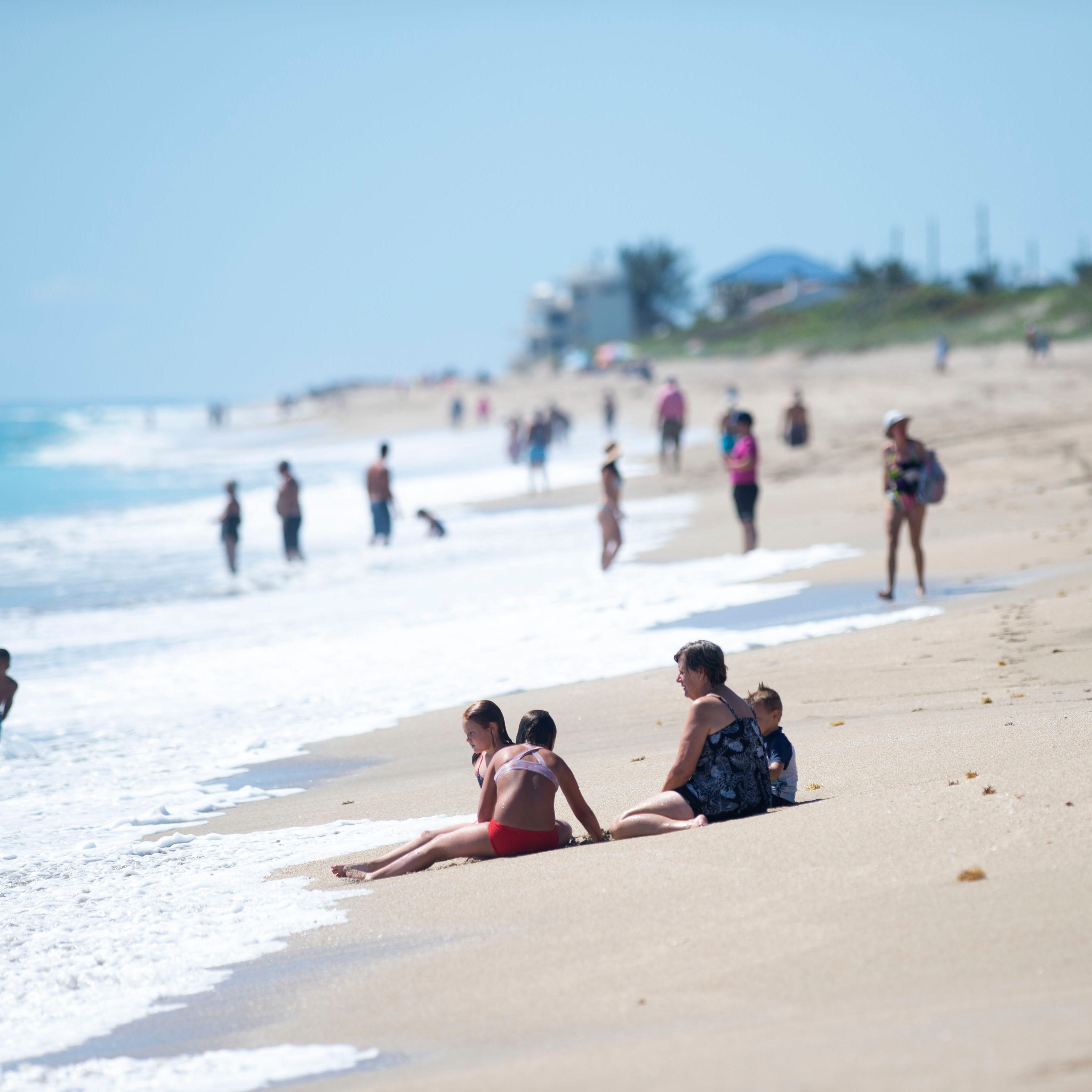 Martin County Opens Beaches To All