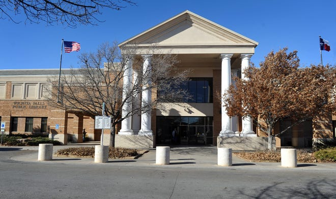 The Wichita Falls Public Library will begin a phased reopening beginning  May 11.