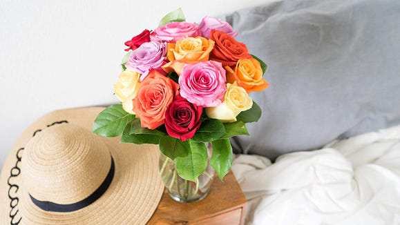 From You Flowers has a ton of bouquets on Amazon.
