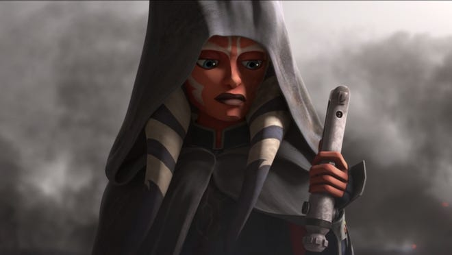 We say goodbye to the Clone Wars this week.