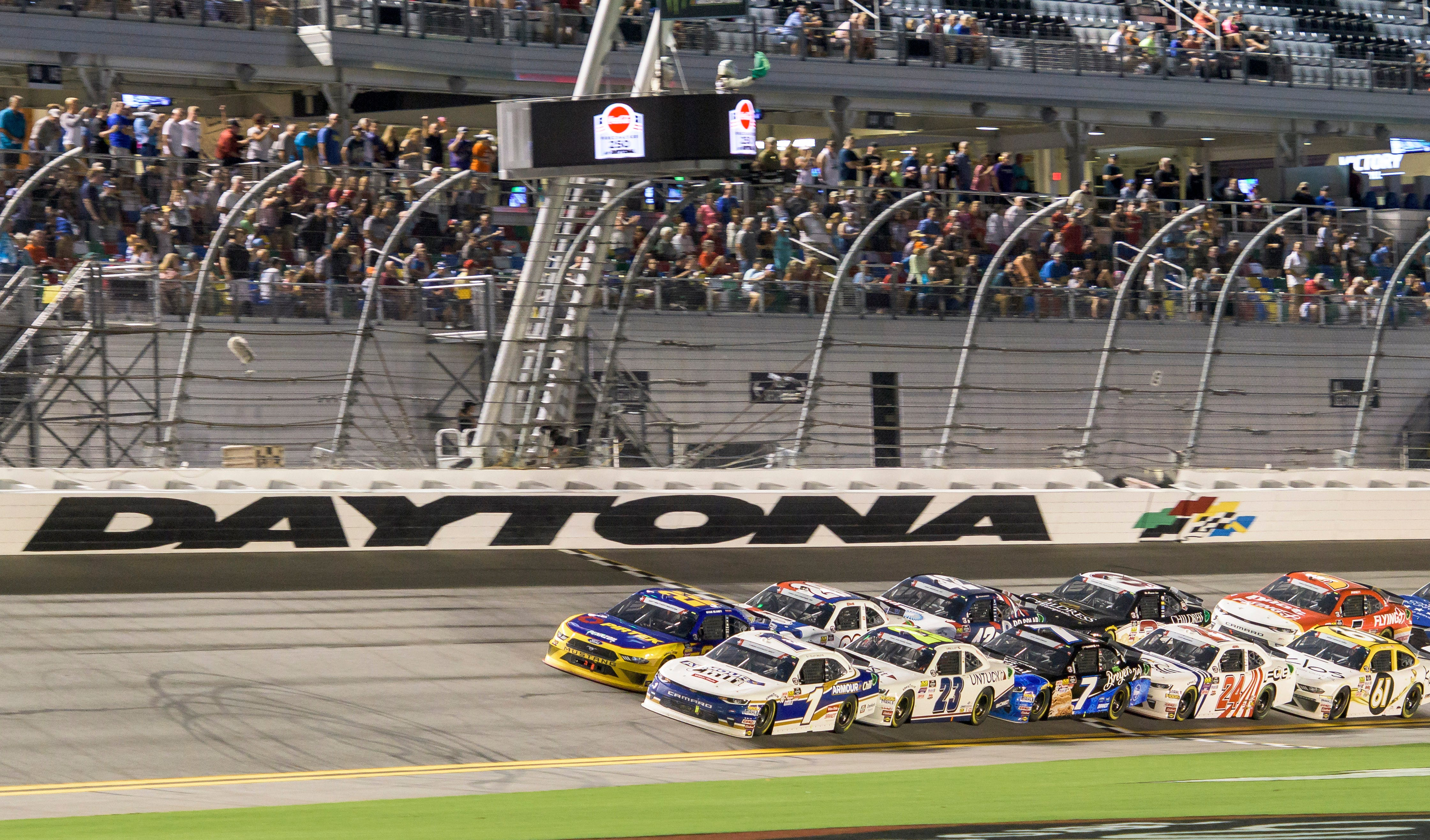Seniors, start your engines: Florida schools to hold drive-thru graduation at Daytona 500