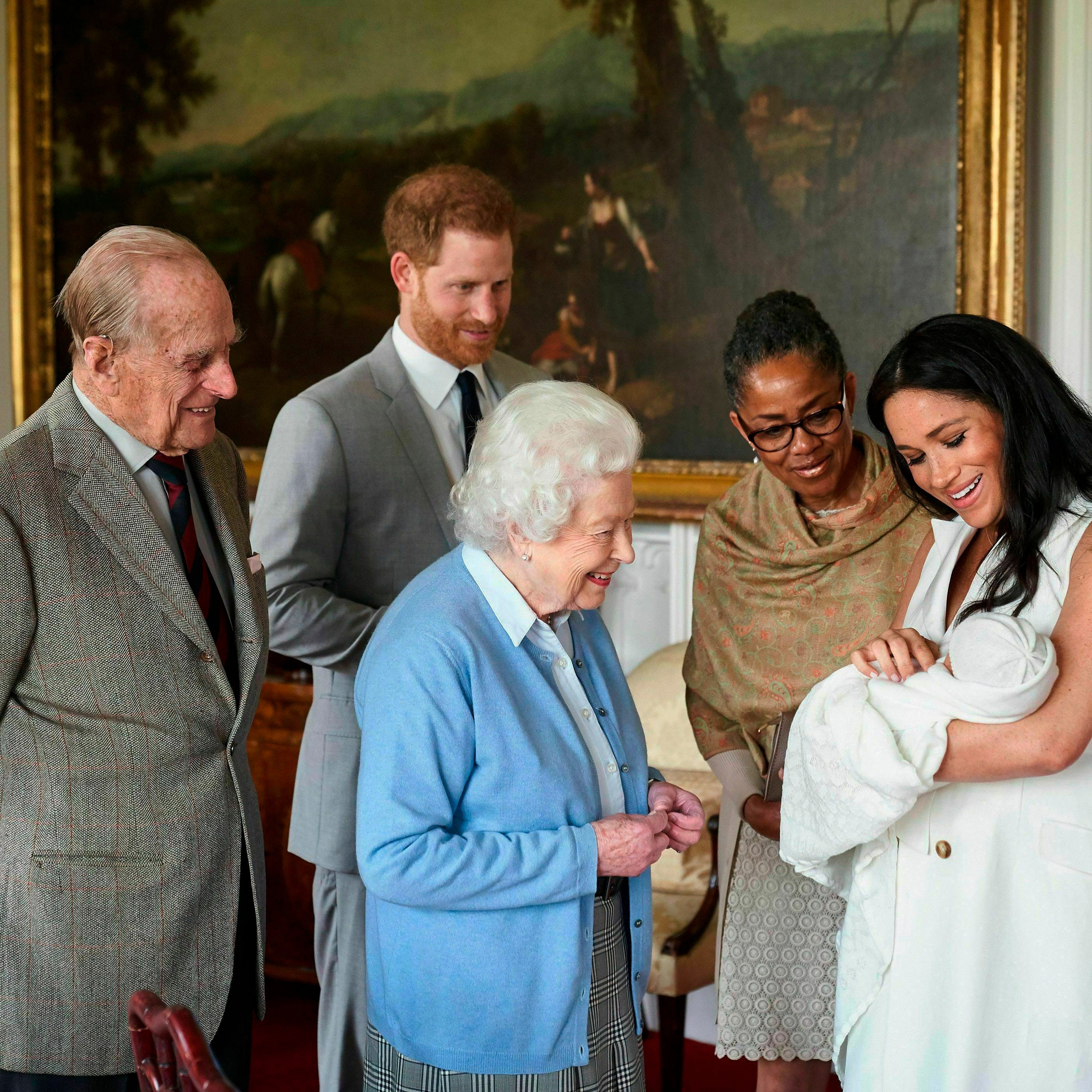 archie mountbatten windsor turns 1 stars in adorable video archie mountbatten windsor turns 1