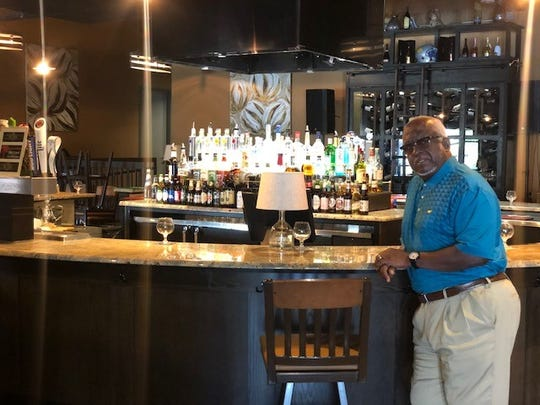 Glenn Singfield Sr. says his restaurant The Flint in downtown Albany  will remain closed until local health officials say it's safe to reopen.