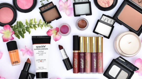 Macy's beauty sale includes discount on MAC, NARS, and more.