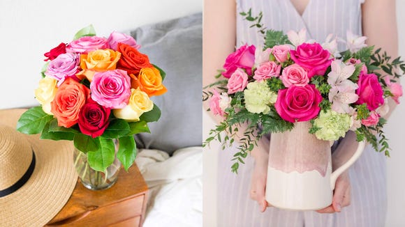 Show Mom how much you care with these gorgeous bouquets.