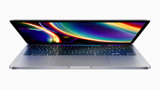 Apple updated its 13-inch MacBook Pro.