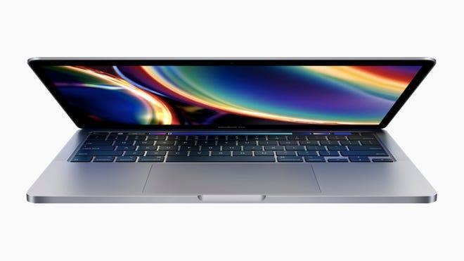 Apple updated its 13-inch MacBook Pro.