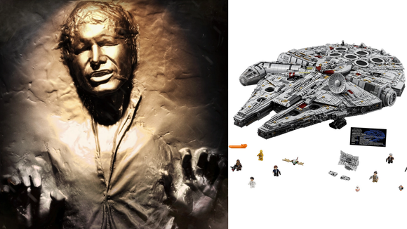 Star Wars fans love their toys.