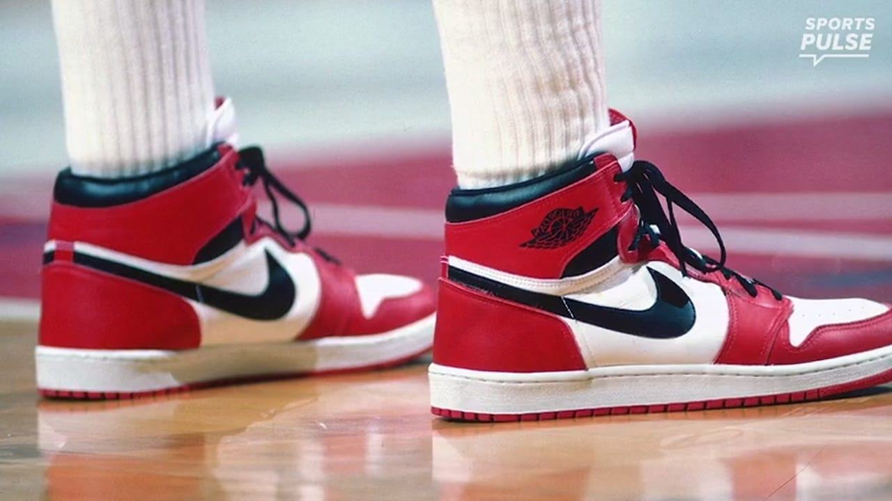 'The Last Dance': How NBA sparked phenomenon by banning Air Jordans