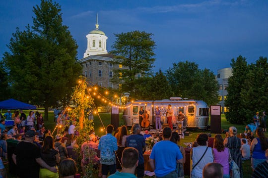Mile of Music in Appleton is one of the events that draws visitors to the Fox Cities.