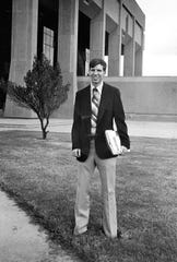 Roy Jones covered religion news and the military and the courthouse beats during a long career with the Reporter-News.