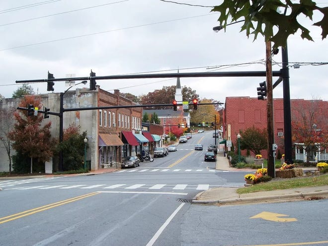 Mars Hill may not see a significant impact on its budget due to the coronavirus, according to its town manager.