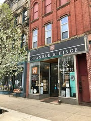 Handle and Hinge in downtown Marshall is stepping up its health precautions and allowing people to book private appointments. The store will also be making more online shopping options available.