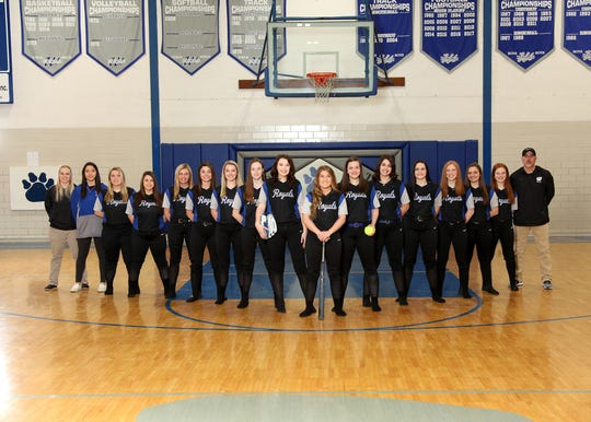 Wynford softball boasted a trio of seniors this year and several talented underclassmen.