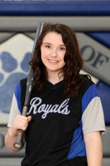Hannah Messmer was set to start for a fourth-straight year as pitcher for the Lady Royals.