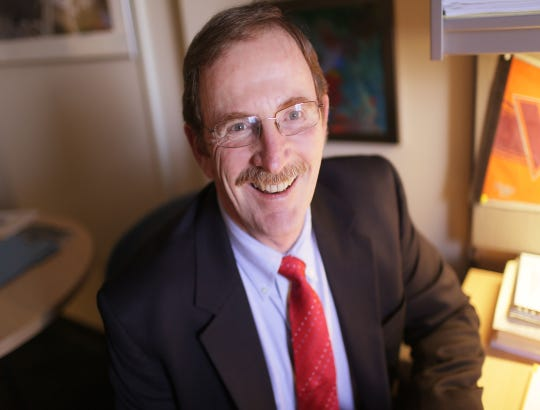 Dr. Robert Frenck, vaccine testing expert, Cincinnati Children's Hospital Medical Center.
