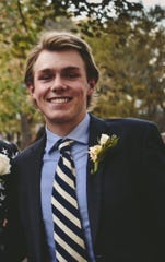 After graduating from Mariemont, Mysogland will attend Ohio University, where he'll study sports management.
