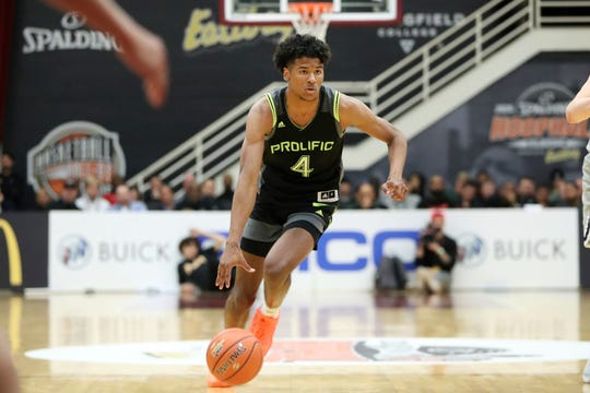 Jalen Green could be the No. 1 overall pick in the 2021 NBA Draft.