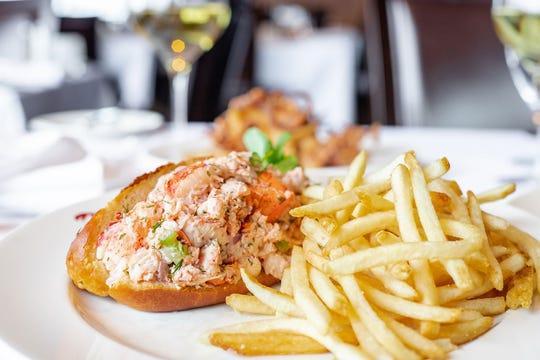 Joe Muer Bloomfield Hills started serving lobster rolls this week.