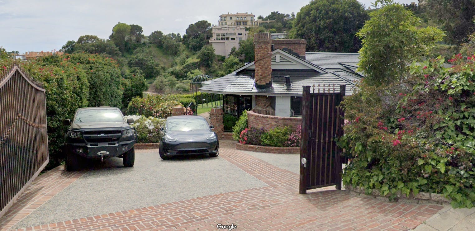 The Best Elon Musk Net Worth House