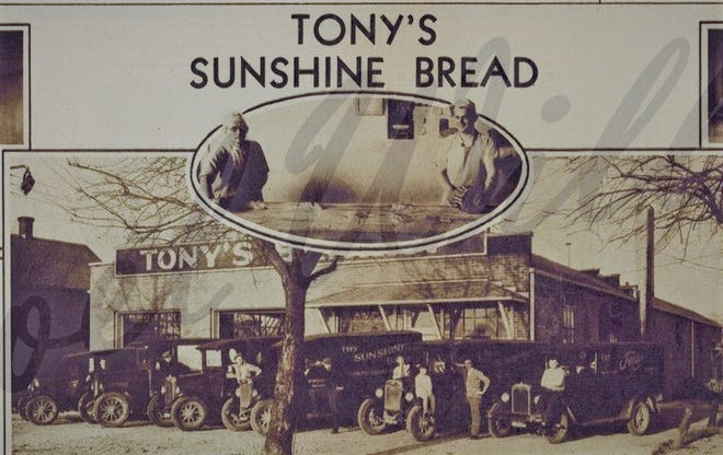 In 1926, Anthony Szymanowski bought the Sunshine Bakery next to his home at 709 White Road.
