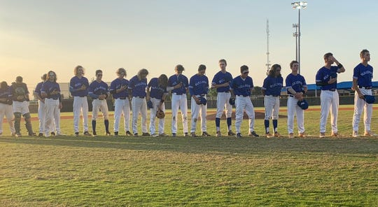 The Ida Baker baseball team had 13 seniors and were off to an 8-1 start with a promising season in the works until COVID-19 ended their time on the field together.