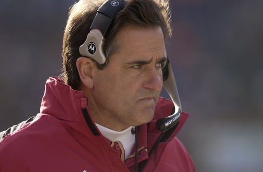 Former NFL coach Steve Mariucci spoke to a virtual class at St. Norbert College on Monday.