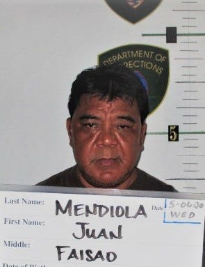 Juan Faisao Mendiola