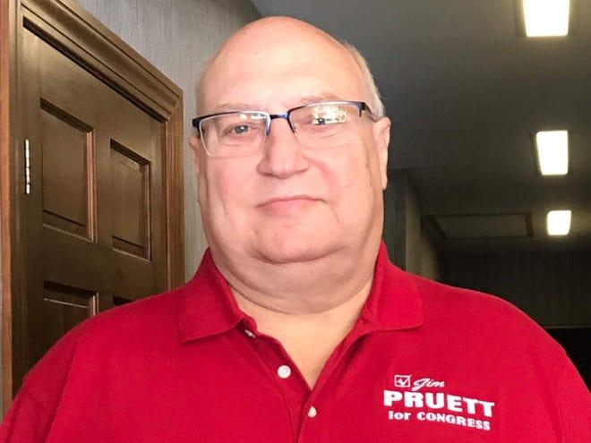 Jim Pruett