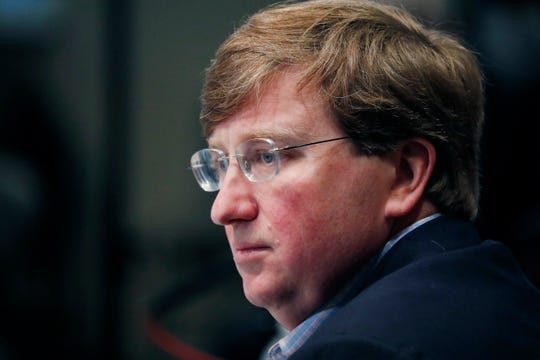 Mississippi Republican Gov. Tate Reeves