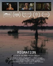 Olivia Perillo, Lafayette-based visual artist, photographerand filmmaker, released new film, Intention, in February. The film captures Cajun culture for women and art.